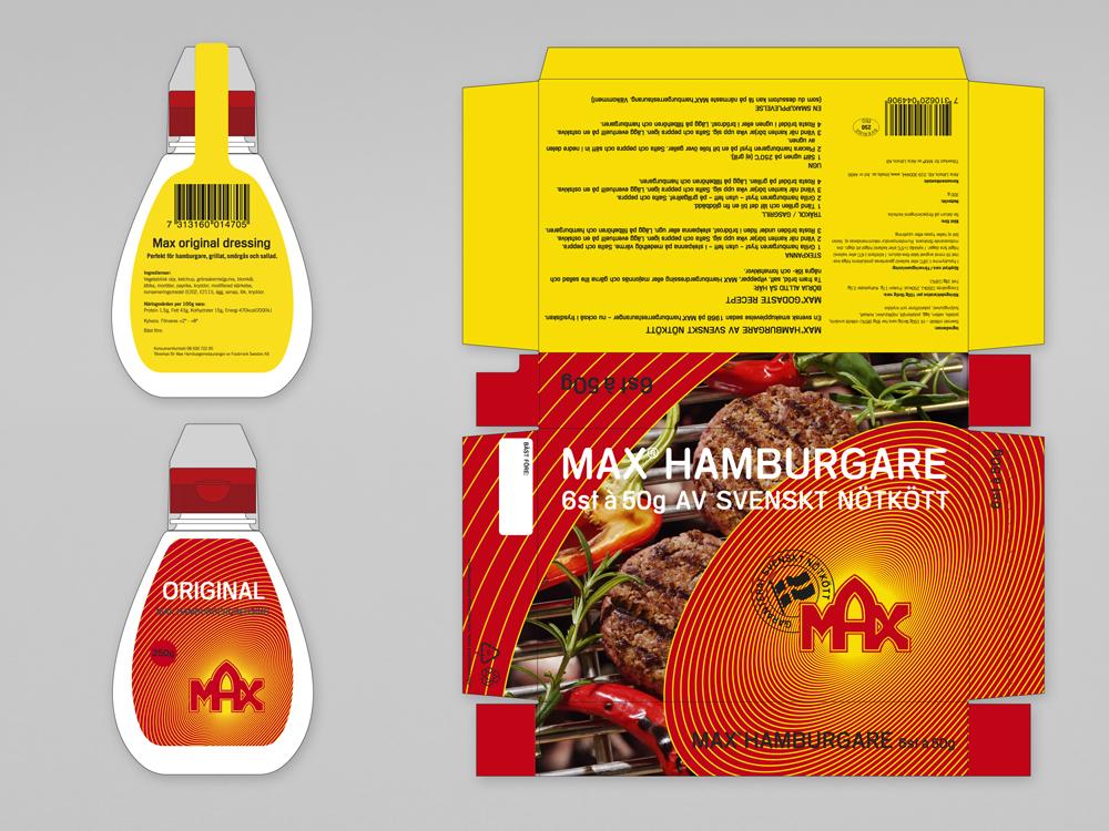 max originaldressing recept